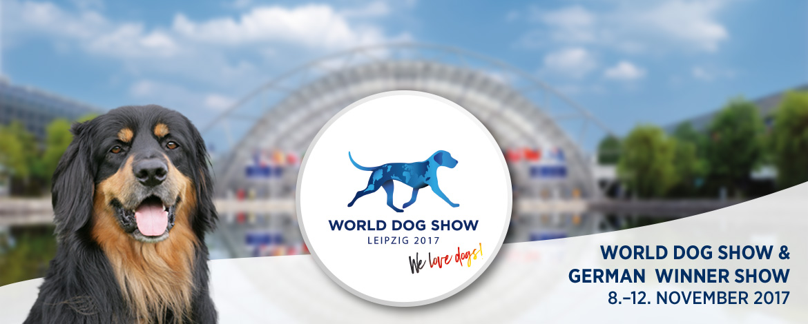 World Dog Show WDS 2017 Leipzig - Deutschland